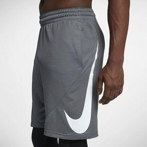 Men's NIKE Dri-Fit Athletic Basketball Shorts Sz L